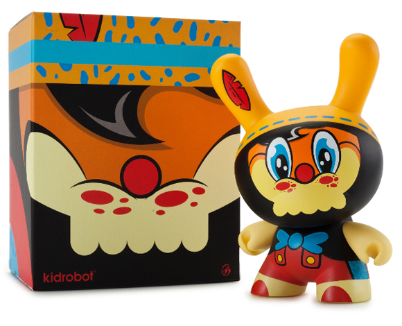 No String on Me Dunny | WuzOne | foto: Kidrobot