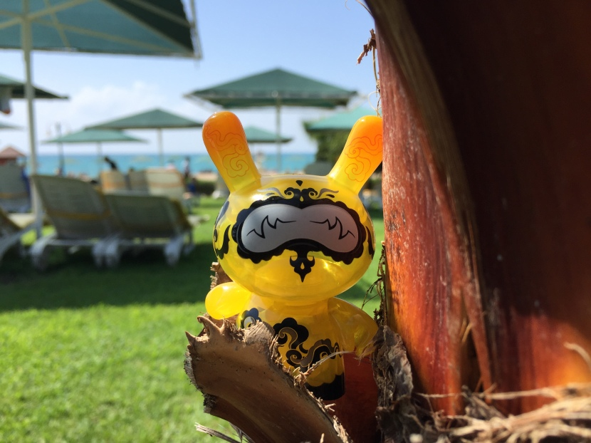 Lemon Drop Dunny | Andrew Bell | foto: bns
